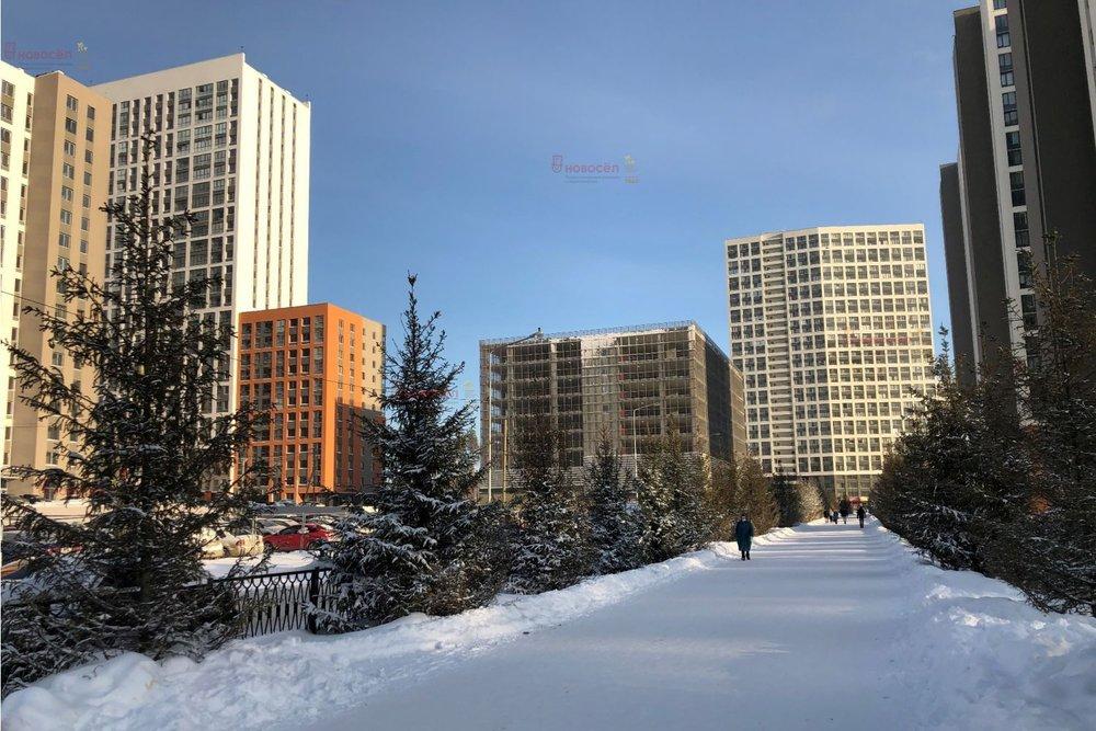 Екатеринбург, ул. микрорайон Светлый, 6 (Уктус) - фото квартиры (1)