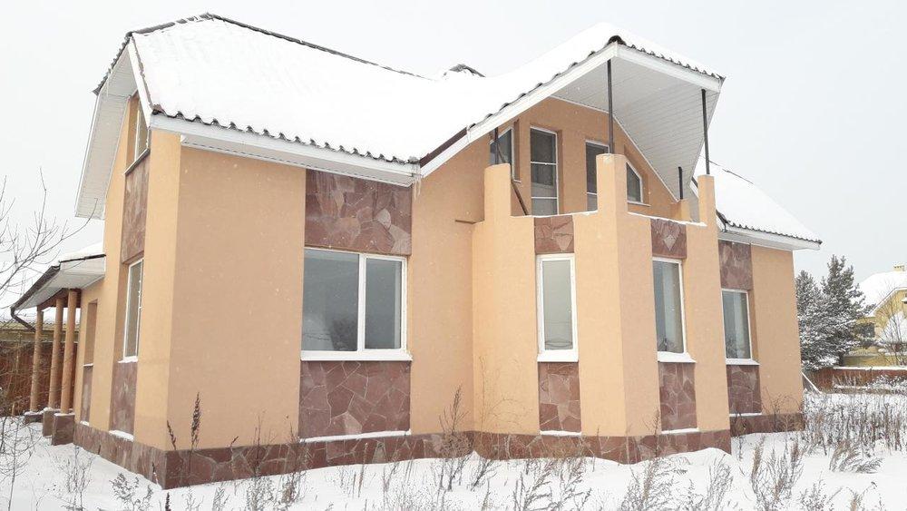 с. Кашино, ул. Партизанская, 32 (городской округ Сысертский) - фото коттеджа (1)