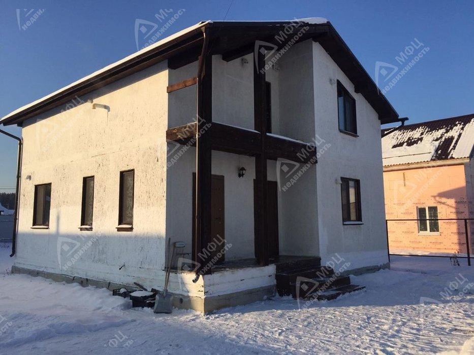 п. Становая, ул. Рубиновая, 28 (городской округ Березовский) - фото коттеджа (1)