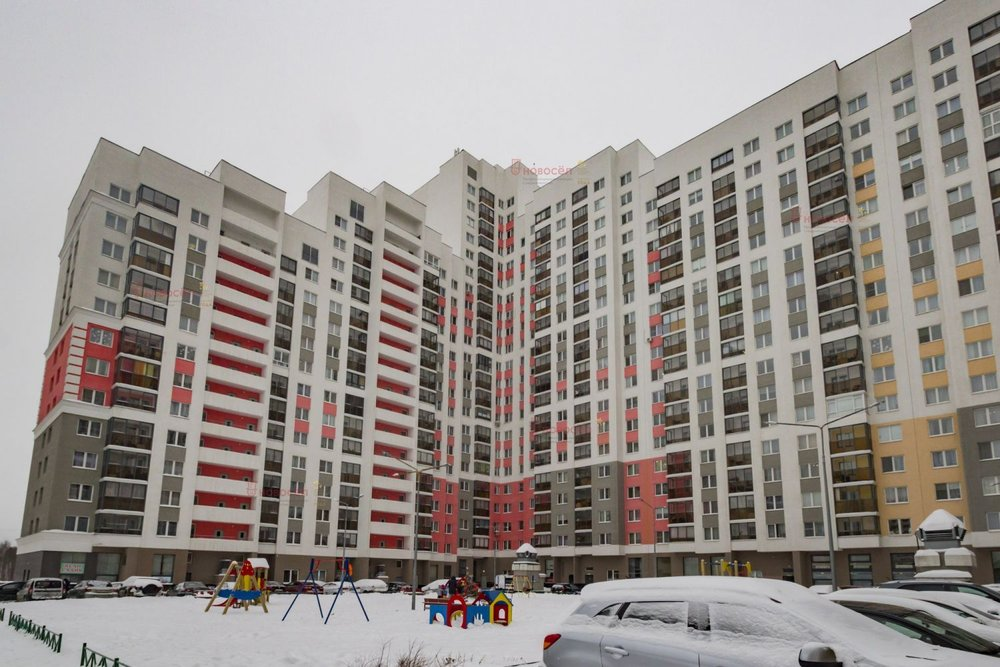 Екатеринбург, ул. Павла Шаманова, 60 (Академический) - фото квартиры (1)