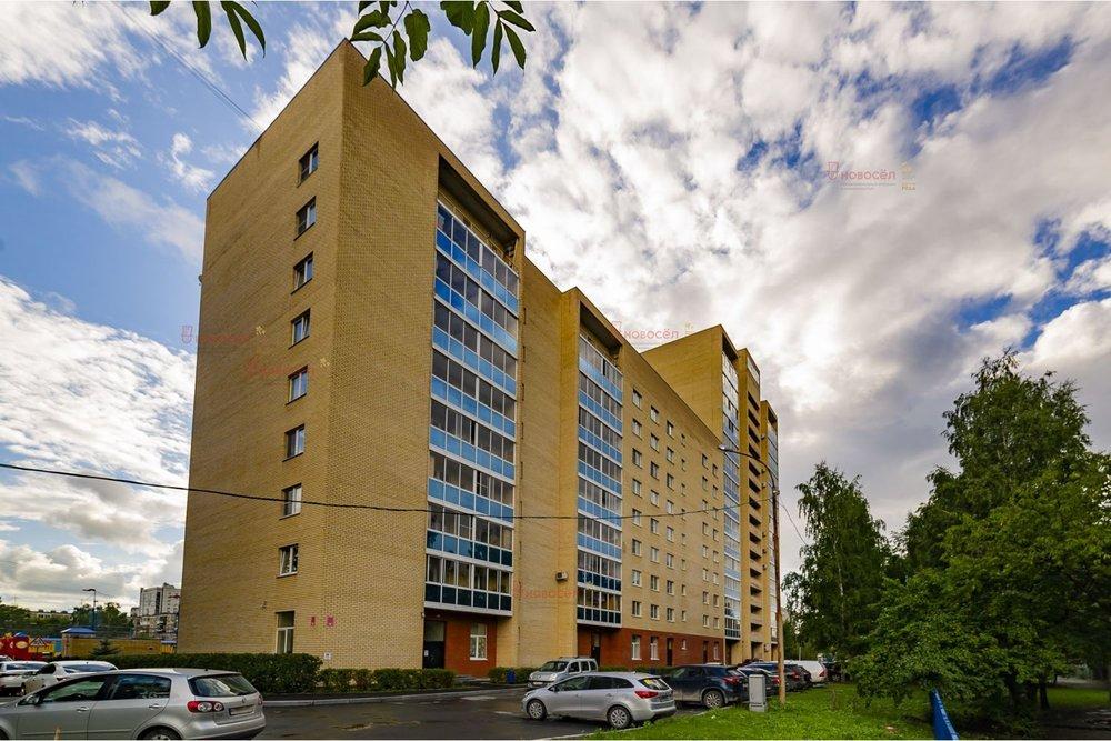 Екатеринбург, ул. Академика Бардина, 48/а (Юго-Западный) - фото квартиры (1)