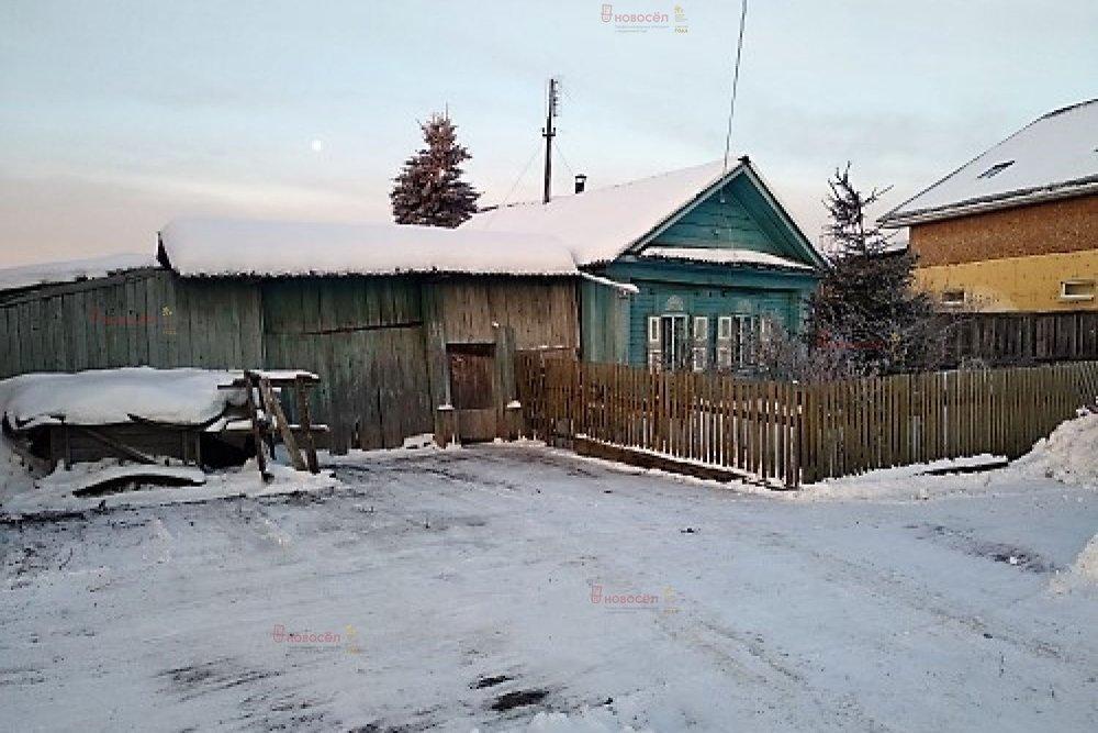 п. Большой Исток, ул. Кооперативная, 19 (городской округ Сысертский) - фото дома (1)