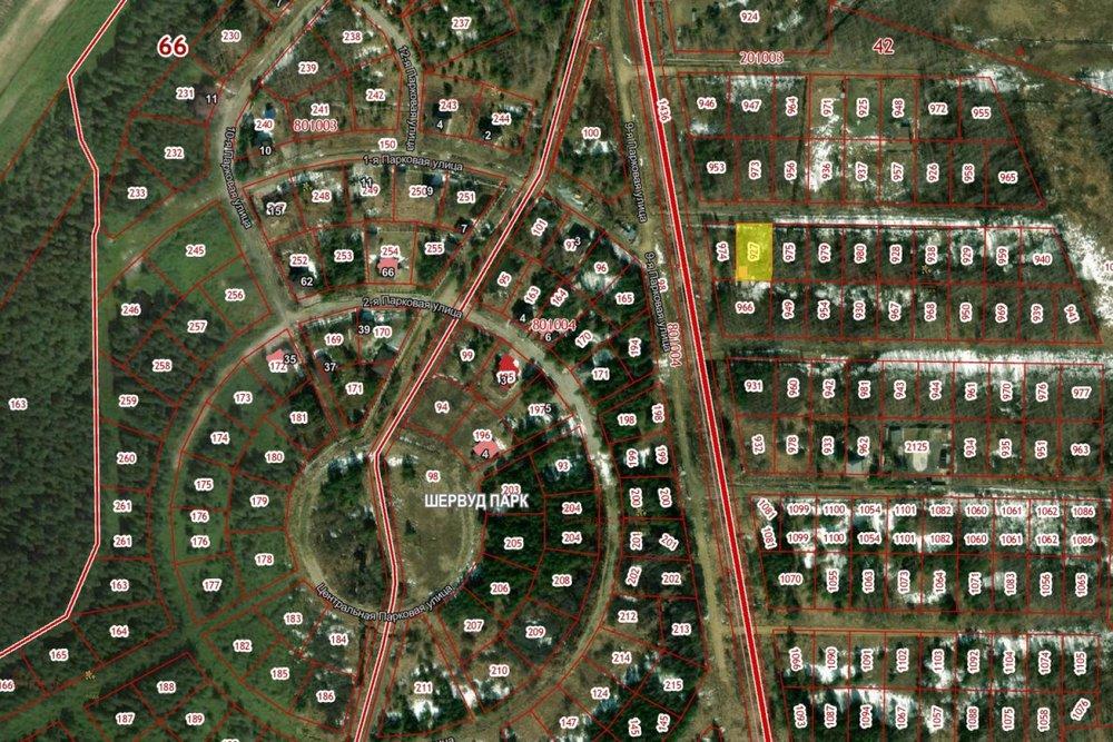 к.п. Шервуд парк (городской округ Белоярский) - фото земельного участка (1)