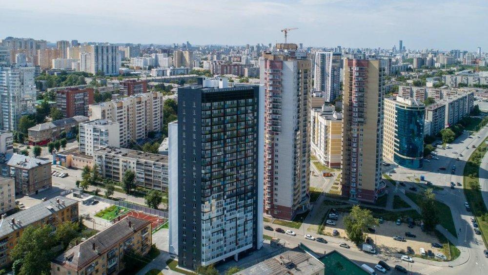Екатеринбург, ул. Московская, 192 (ВИЗ) - фото квартиры (1)