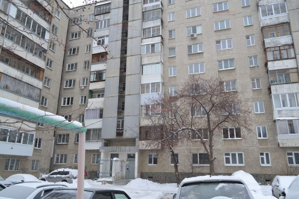 Екатеринбург, ул. Индустрии, 24 (Уралмаш) - фото квартиры (1)