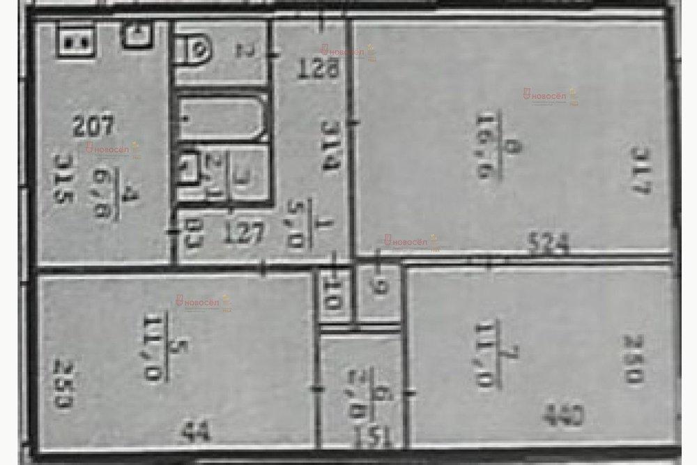 Екатеринбург, ул. Пионеров, 12/2 (Пионерский) - фото квартиры (1)
