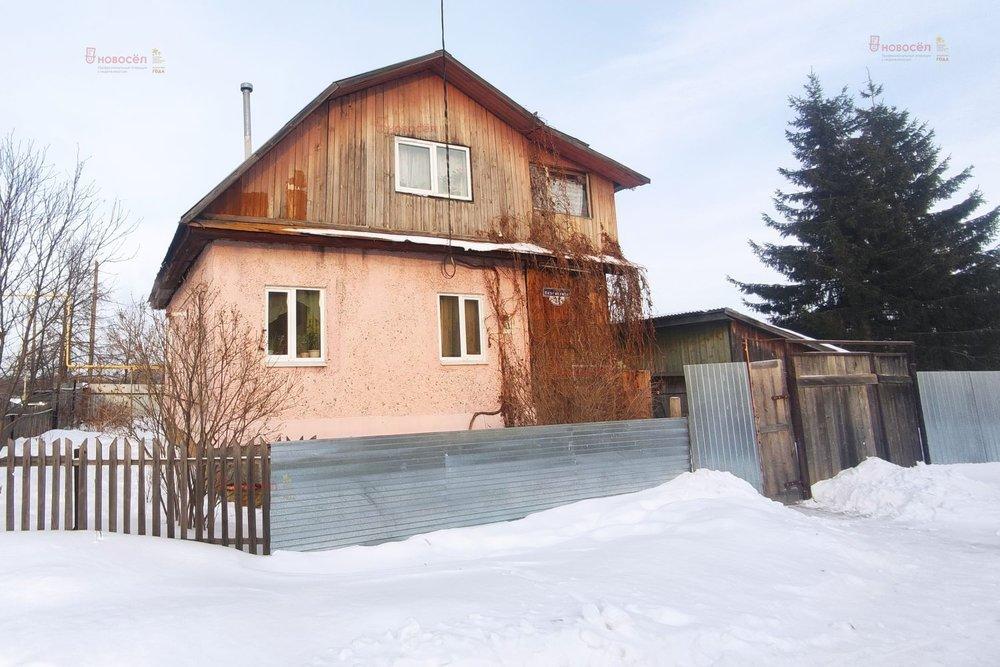 с. Патруши, ул. Пионерская, 31 (городской округ Сысертский) - фото дома (1)