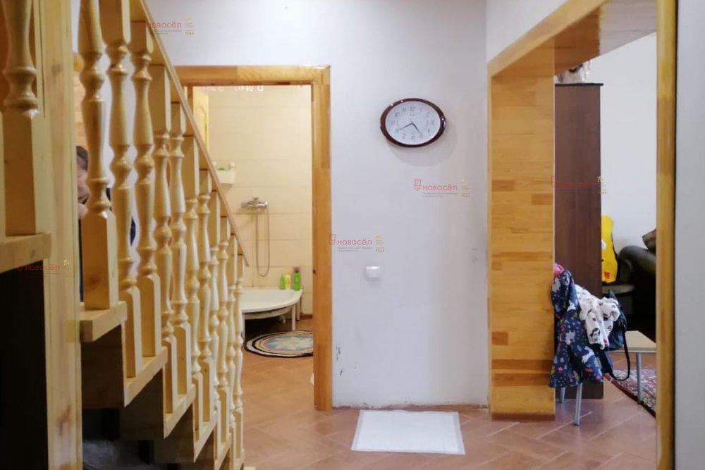 п. Лосиный, ул. Луговая, 4 (городской округ Березовский) - фото коттеджа (1)