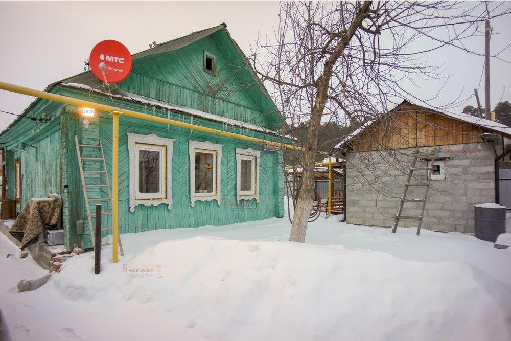 п. Рассоха, ул. Первомайская, 1в (городской округ Белоярский) - фото дома (1)