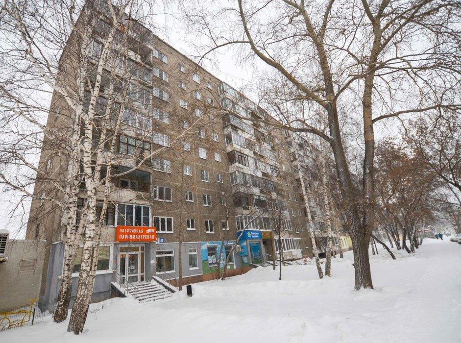 Екатеринбург, ул. Сулимова, 42 (Пионерский) - фото квартиры (1)
