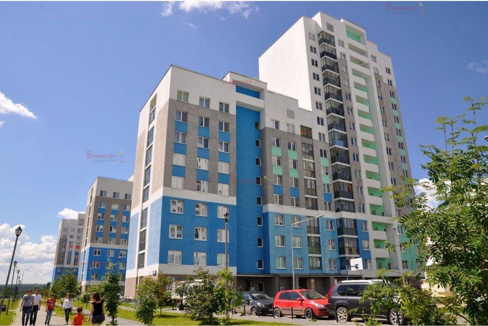 Екатеринбург, ул. Павла Шаманова, 42 (Академический) - фото квартиры (1)