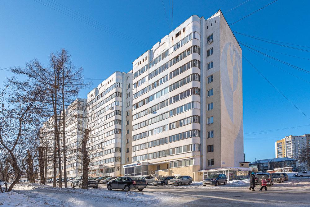 Екатеринбург, ул. Гончарный, 4 (Уктус) - фото квартиры (1)