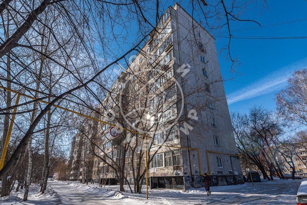 Екатеринбург, ул. Шаумяна, 107 (Юго-Западный) - фото квартиры (1)