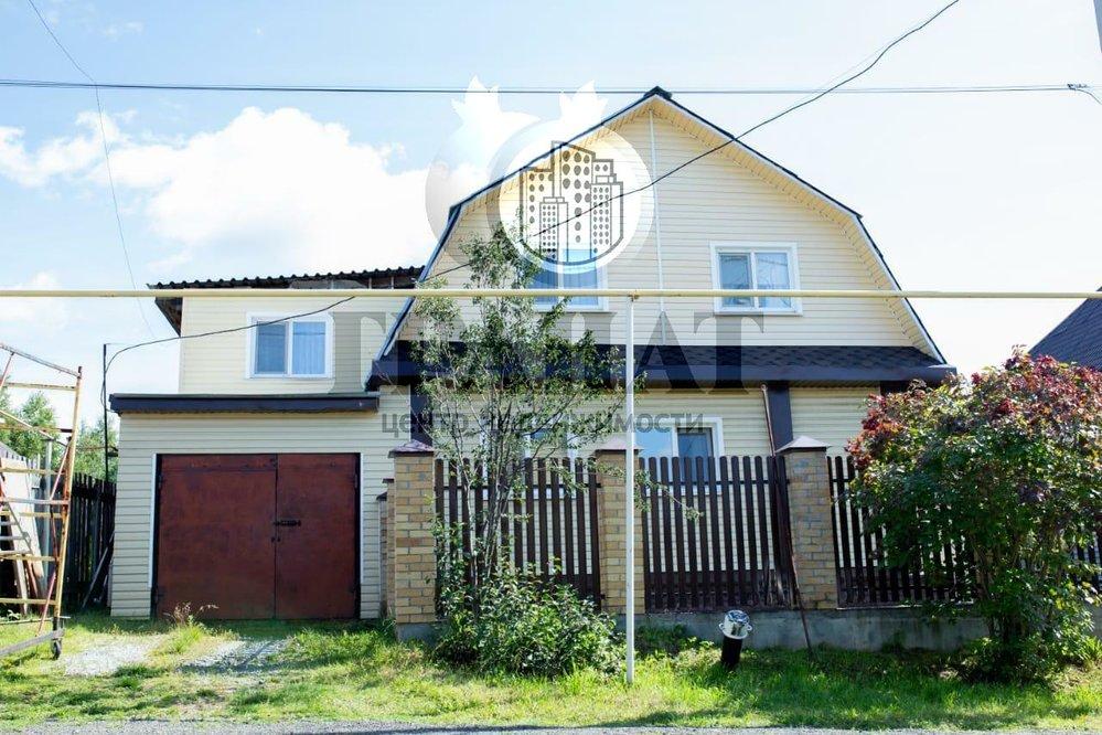 г. Первоуральск, ул. Ключевая, 17 (городской округ Первоуральск) - фото дома (1)