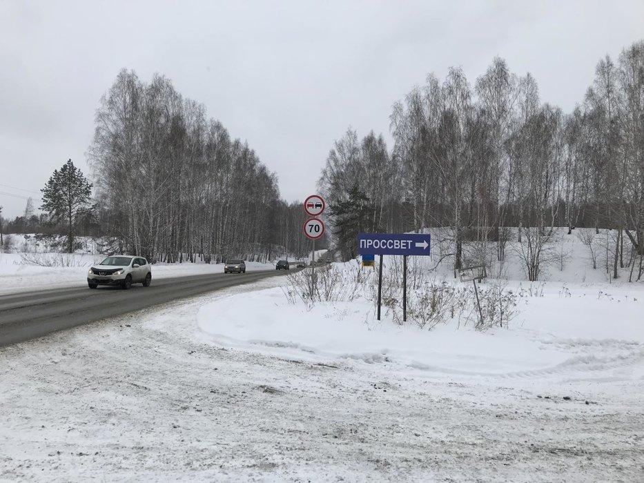 к.п. Пересвет (городской округ Белоярский, с. Косулино) - фото земельного участка (1)