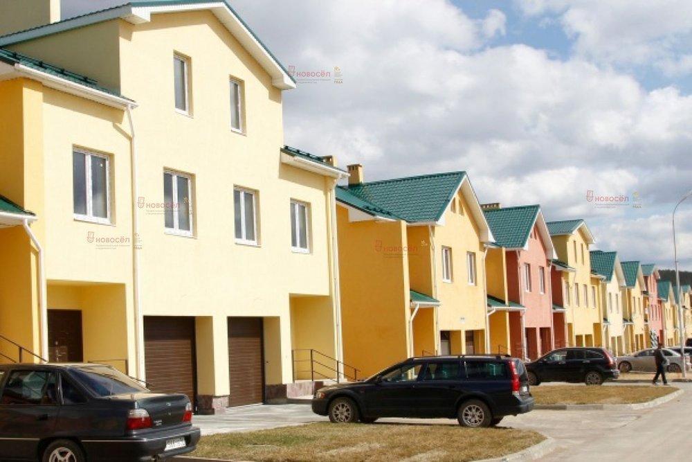 к.п. Николин ключ, д. 11-15 (городской округ Сысертский, с. Кашино) - фото таунхауса (3)