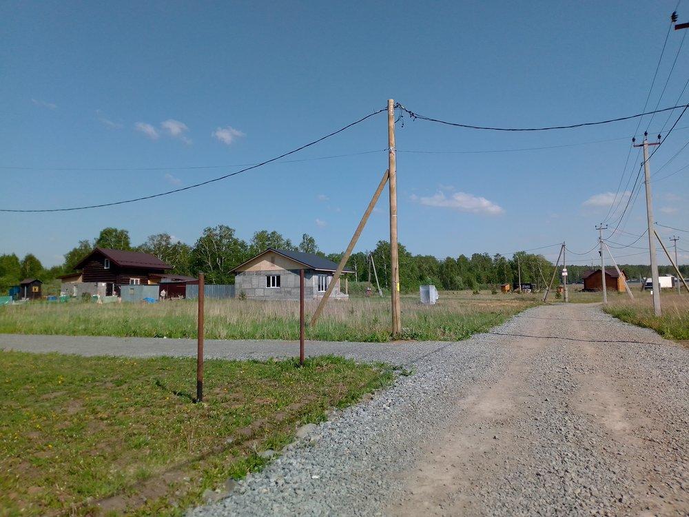 с. Малобрусянское, ул. КП Марципан (городской округ Белоярский) - фото земельного участка (1)