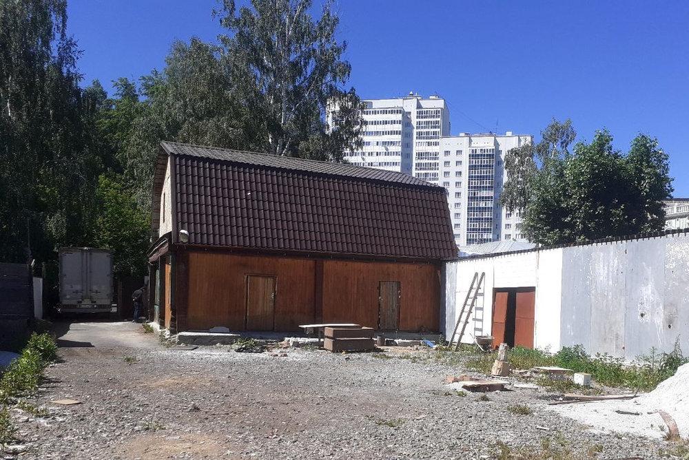 Екатеринбург, ул. Баррикадная, 20 (Новая Сортировка) - фото земельного участка (1)