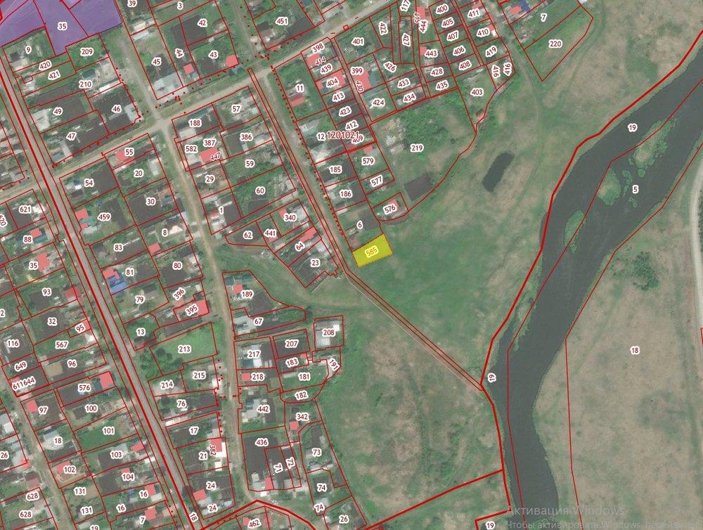 п. Бобровский, ул. Якова Свердлова, 15 (городской округ Сысертский) - фото земельного участка (4)