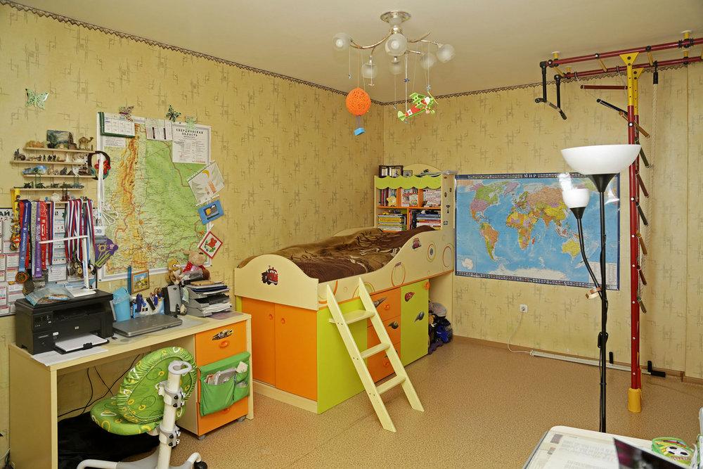 Екатеринбург, ул. Краснолесья, 24 (УНЦ) - фото квартиры (6)