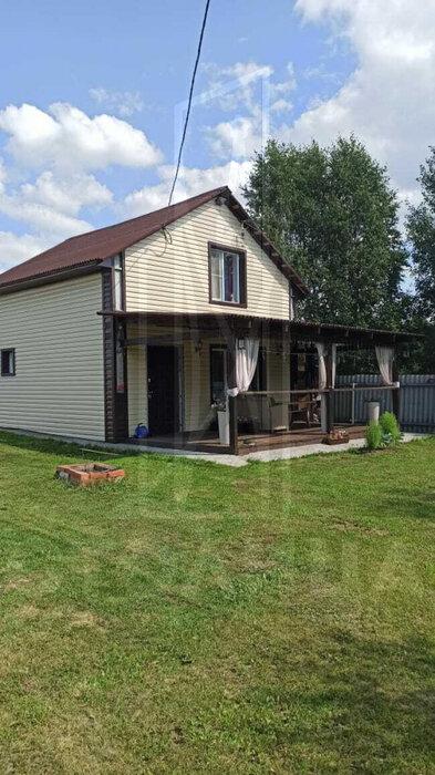 с. Малобрусянское, ул. Малиновая, 17 (городской округ Белоярский) - фото дома (1)