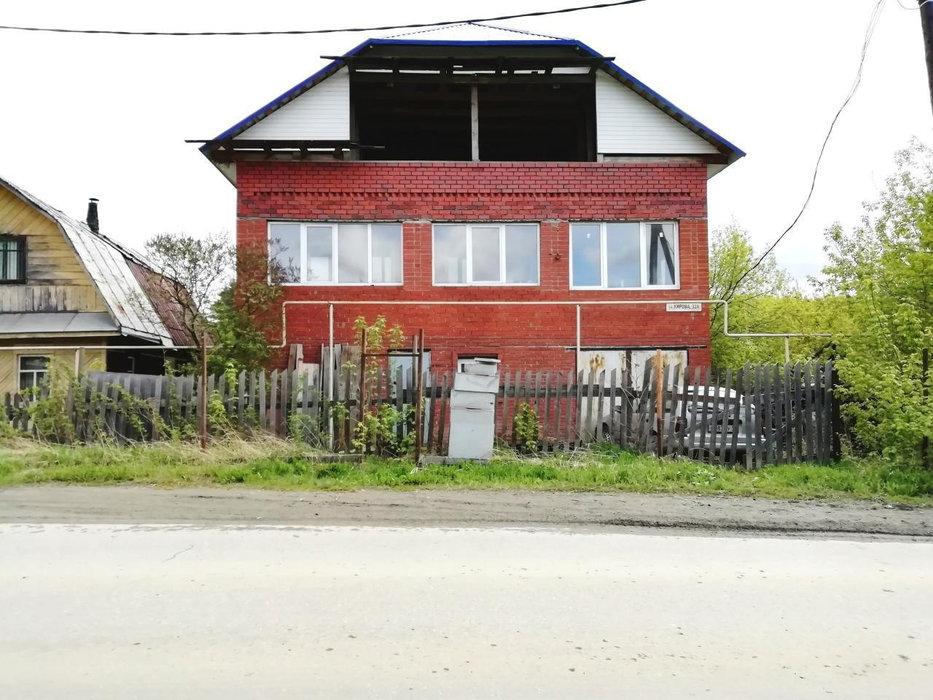 г. Арамиль, ул. Кирова, 32а (городской округ Арамильский) - фото дома (1)