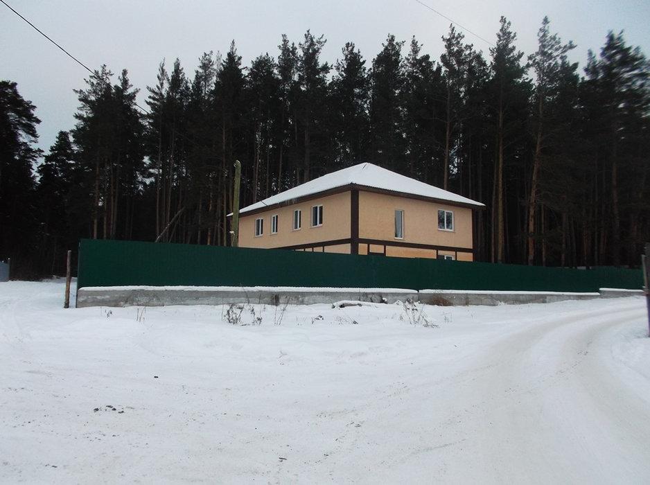 поселок городского типа Белоярский, ул. Асбестовская, 14 (городской округ Белоярский) - фото коттеджа (1)