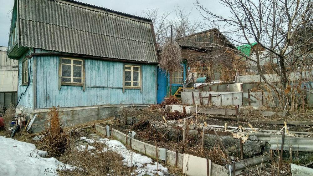 Екатеринбург, СНТ Железнодорожник - фото сада (1)