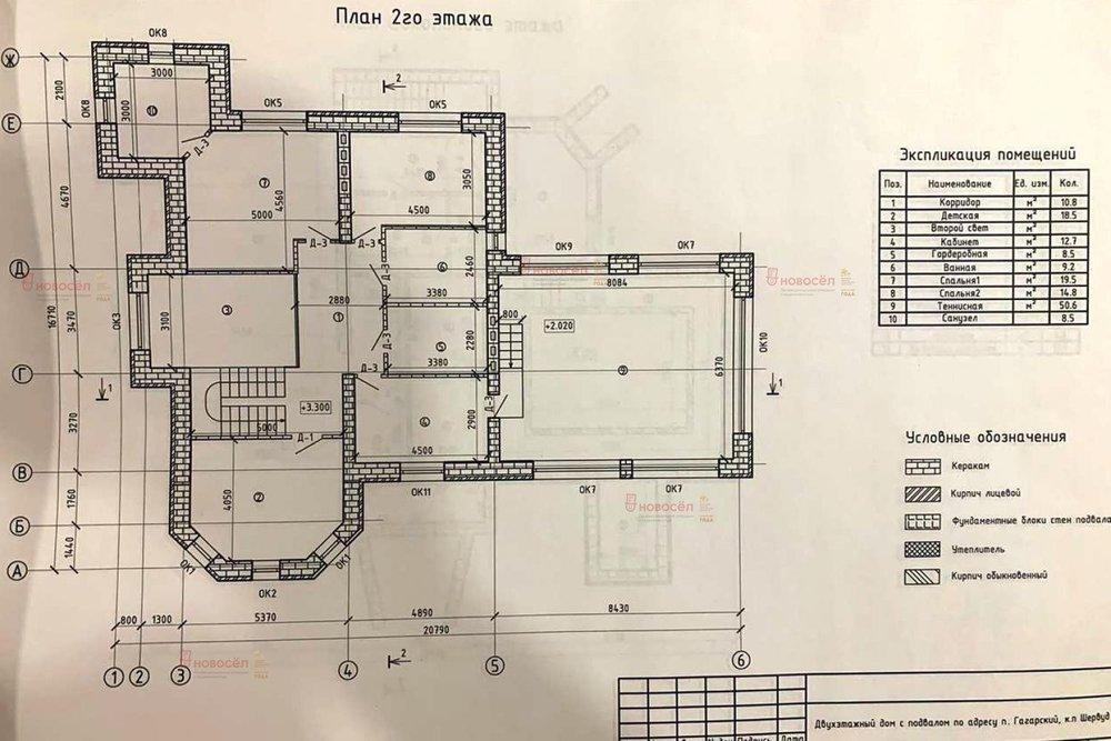 к.п. Шервуд парк, ул. 10-я Парковая, 11 (городской округ Белоярский) - фото коттеджа (1)