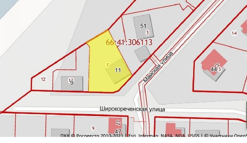 Екатеринбург, ул. Майская, 11 (Широкая речка) - фото коттеджа (1)