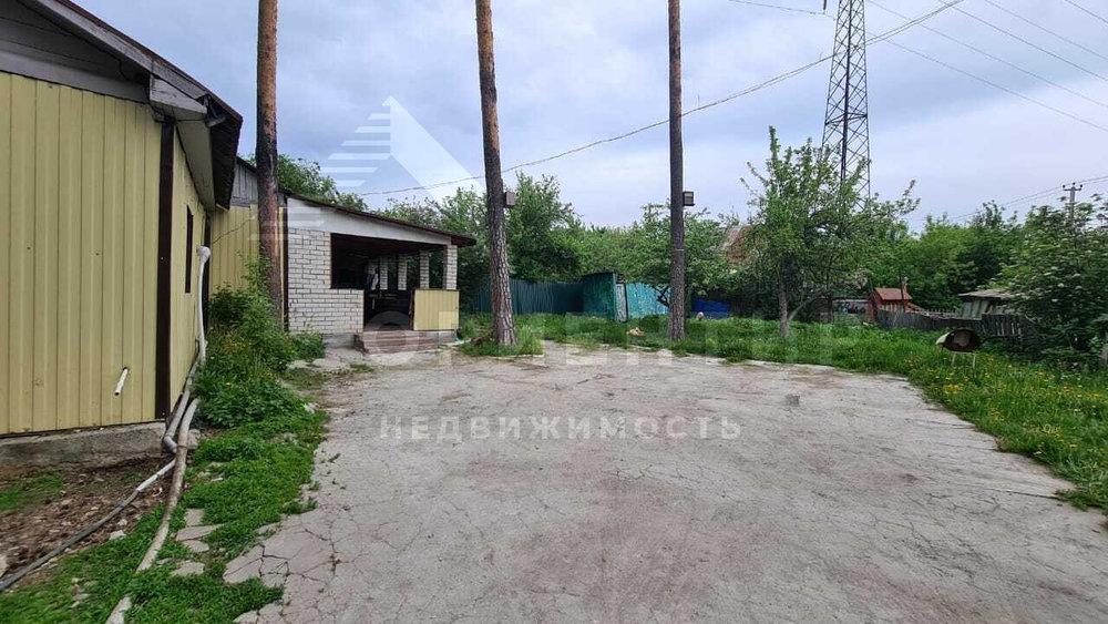 Екатеринбург, СНТ Шарташское, уч. 47 - фото сада (6)