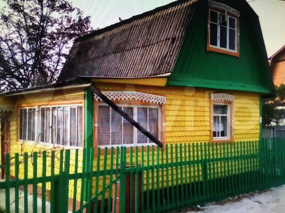Екатеринбург, СНТ Строитель СМУ-3 - фото сада (1)
