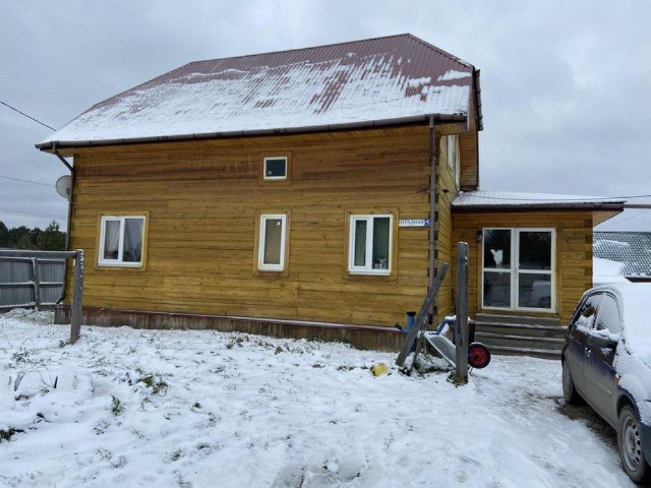 с. Малобрусянское, ул. Отрадная, 9 (городской округ Белоярский) - фото дома (1)