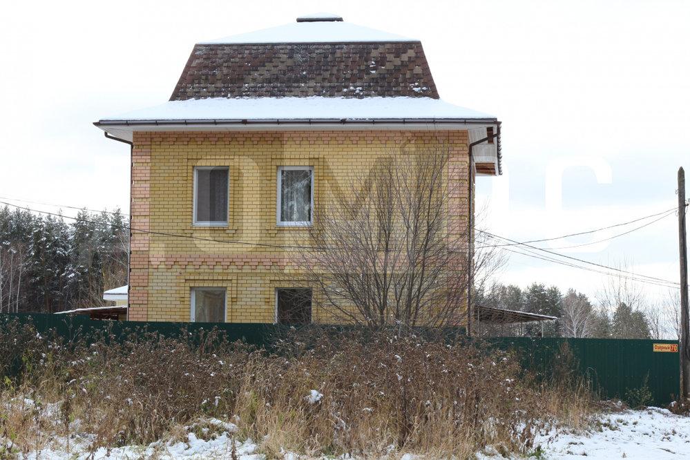 Екатеринбург, ул. Озерный, 70 (Исток) - фото коттеджа (1)