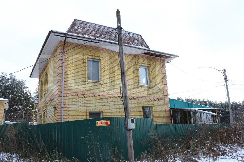 Екатеринбург, ул. Озерный, 70 (Исток) - фото коттеджа (2)
