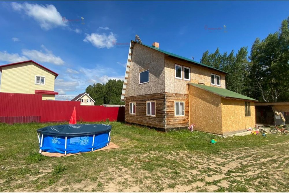 п. Становая, ул. Янтарная, 5 (городской округ Березовский) - фото дома (2)