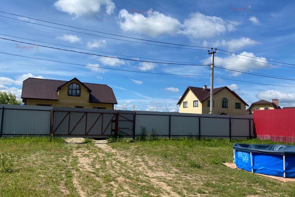 п. Становая, ул. Янтарная, 5 (городской округ Березовский) - фото дома (4)