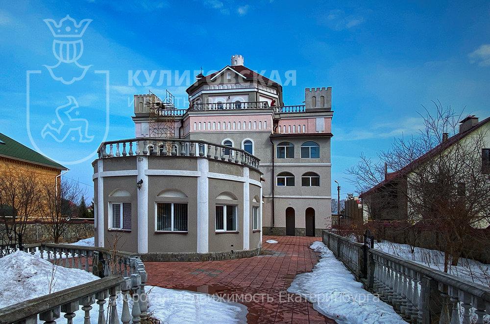 г. Верхняя Пышма, ул. Боровая, 5 (городской округ Верхняя Пышма) - фото коттеджа (1)
