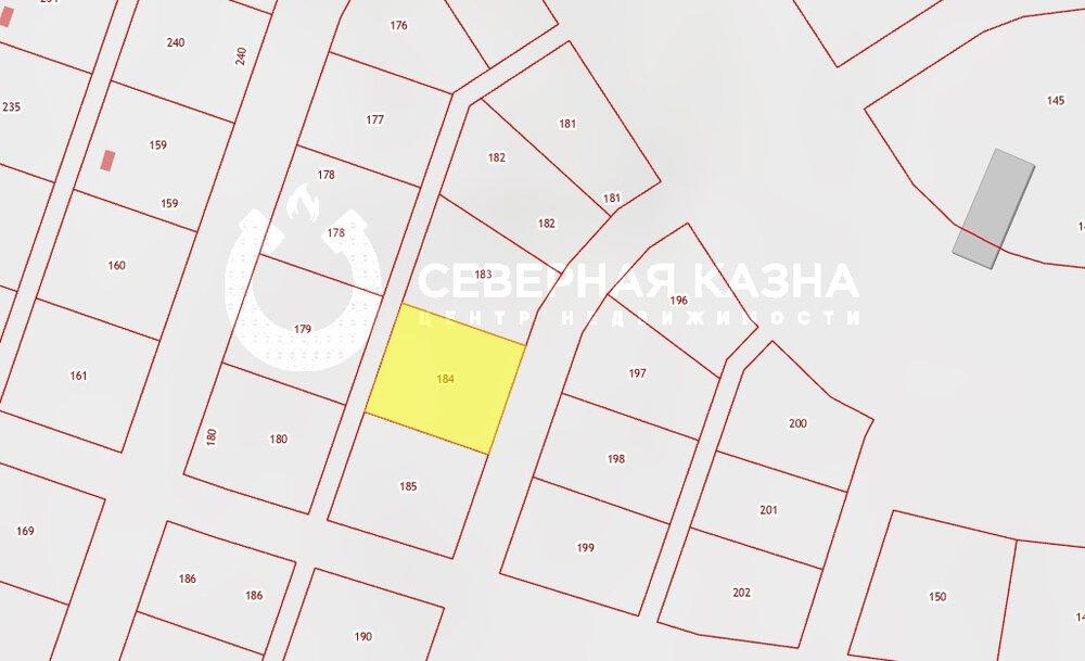с. Федьковка, ул. Поелвая (городской округ Невьянский) - фото земельного участка (1)