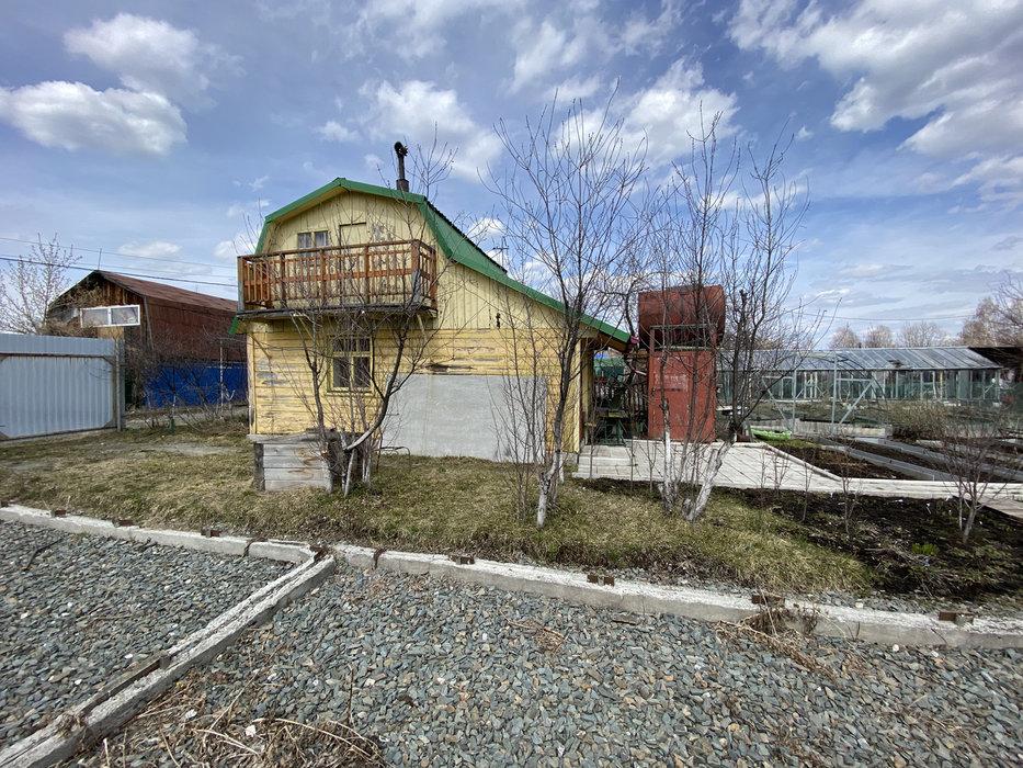 п. Большой Исток, СНТ Дружа-10 (городской округ Сысертский) - фото сада (1)