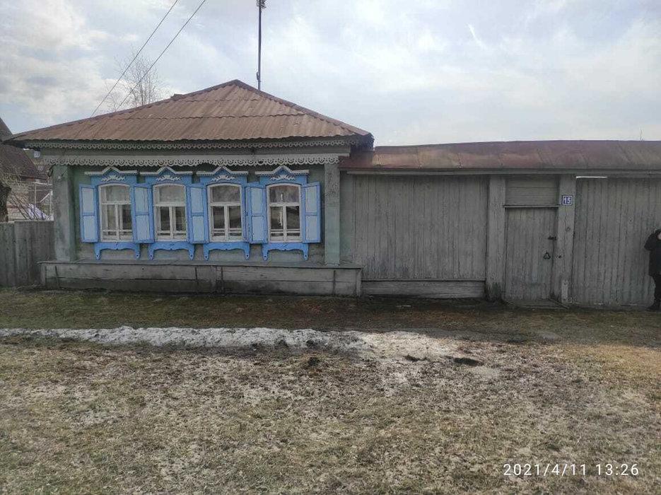 п. Большой Исток, ул. Октябрьская, 15 (городской округ Сысертский) - фото дома (1)