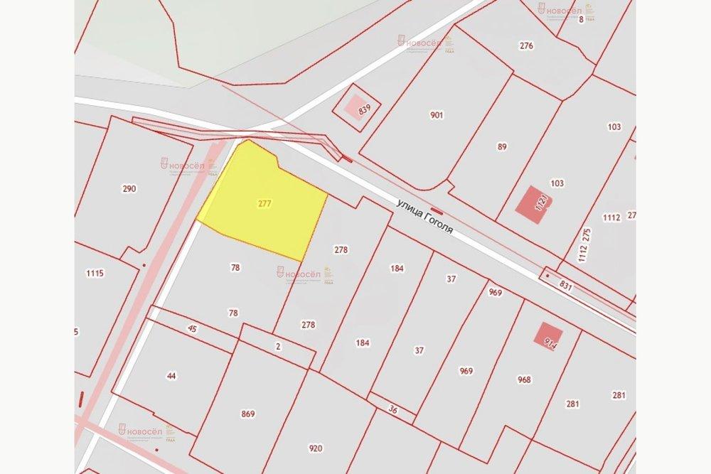 с. Мариинск, ул. Гоголя, 15 (городской округ Ревда) - фото земельного участка (1)