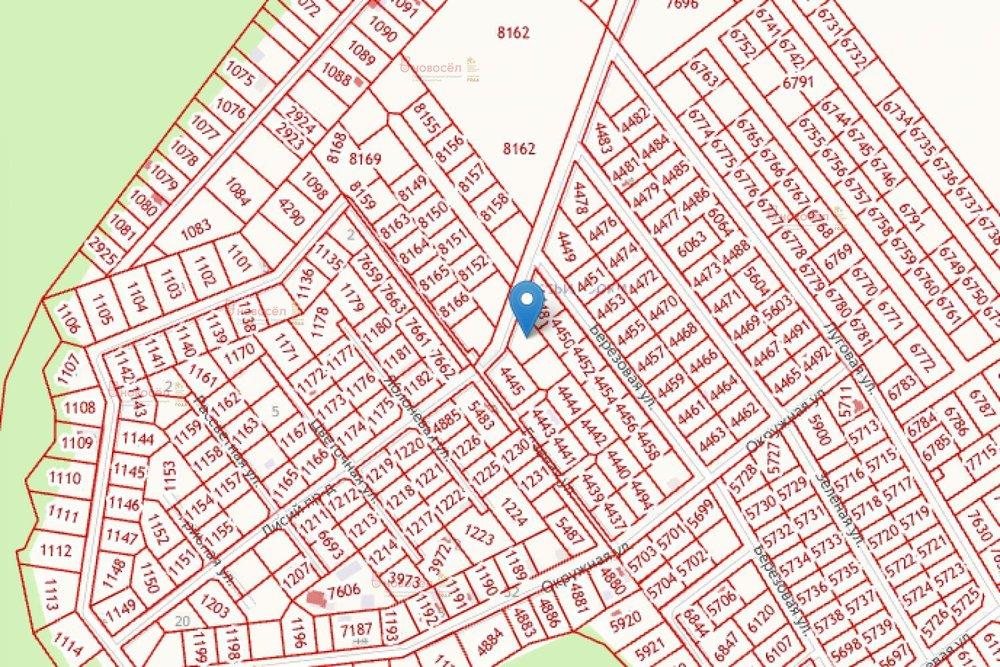 к.п. Лисьи горки, ул. Главная, 6А (городской округ Белоярский, д. Гусева) - фото земельного участка (1)