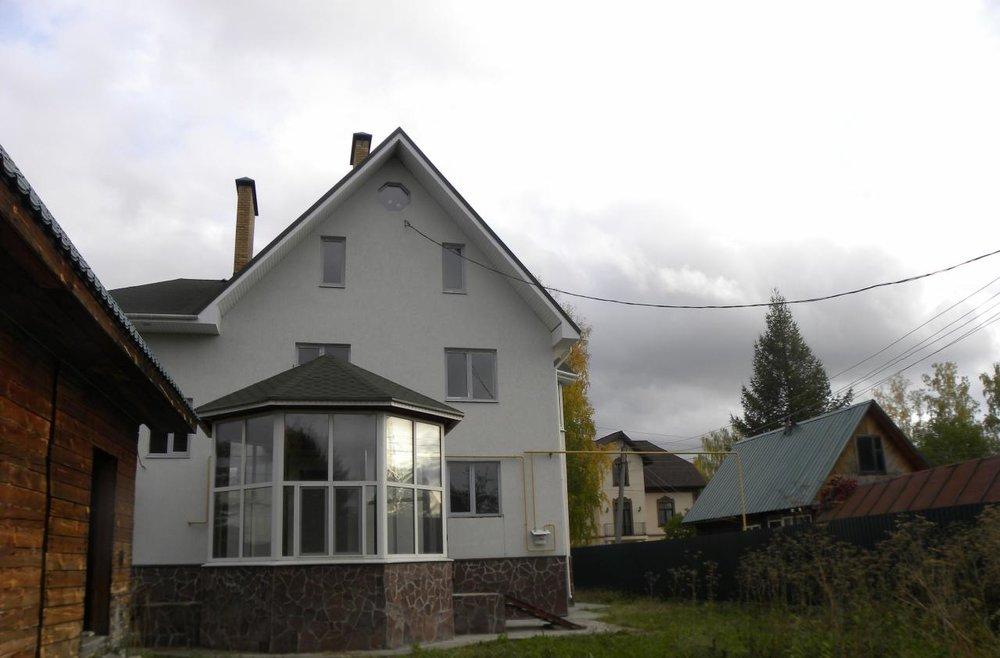 п. Санаторный, ул. Огородная, 30 (городской округ Верхняя Пышма) - фото коттеджа (1)