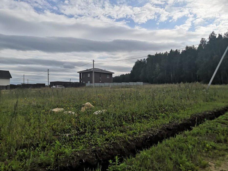 д. Шайдурово, ул. Поселок Дружный (городской округ Сысертский) - фото земельного участка (1)
