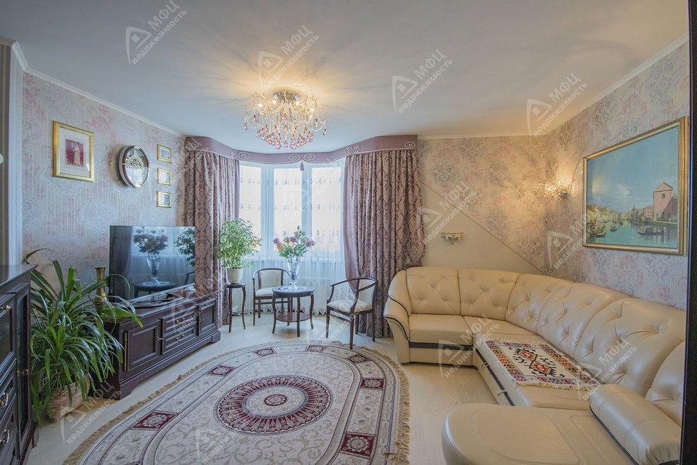 Екатеринбург, ул. Белореченская, 21 (Юго-Западный) - фото квартиры (1)