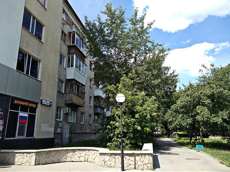 Екатеринбург, ул. Восточная, 176 (Парковый) - фото квартиры (1)