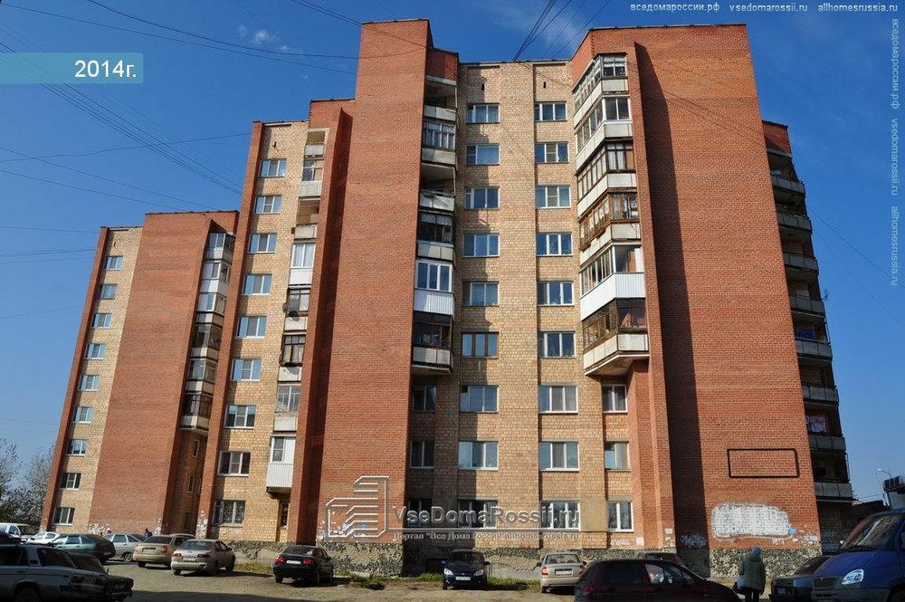Екатеринбург, ул. Окружная, 4 (Вторчермет) - фото квартиры (1)