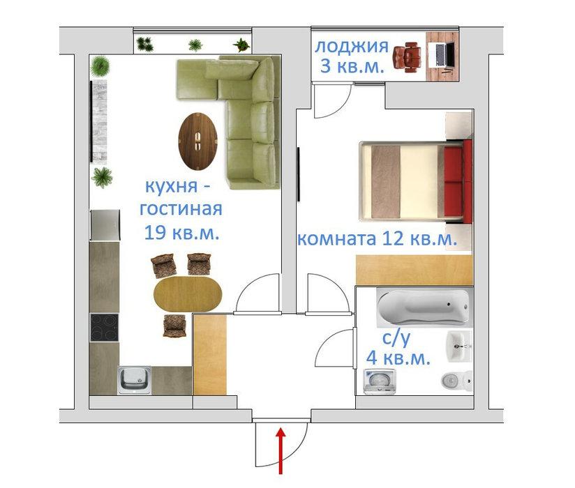 Екатеринбург, ул. Дорожная, 14 (Вторчермет) - фото квартиры (1)