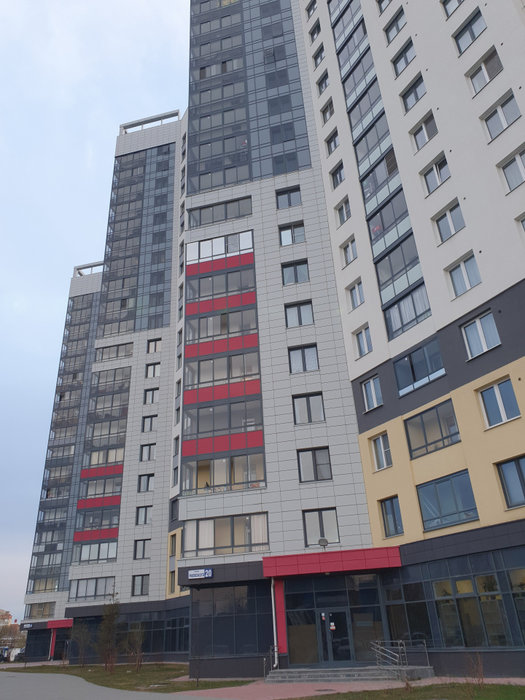 Екатеринбург, ул. Раевского, 20 (Втузгородок) - фото квартиры (1)